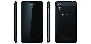 Lenovo prepara lançamento do smartphone P780 no mercado chines