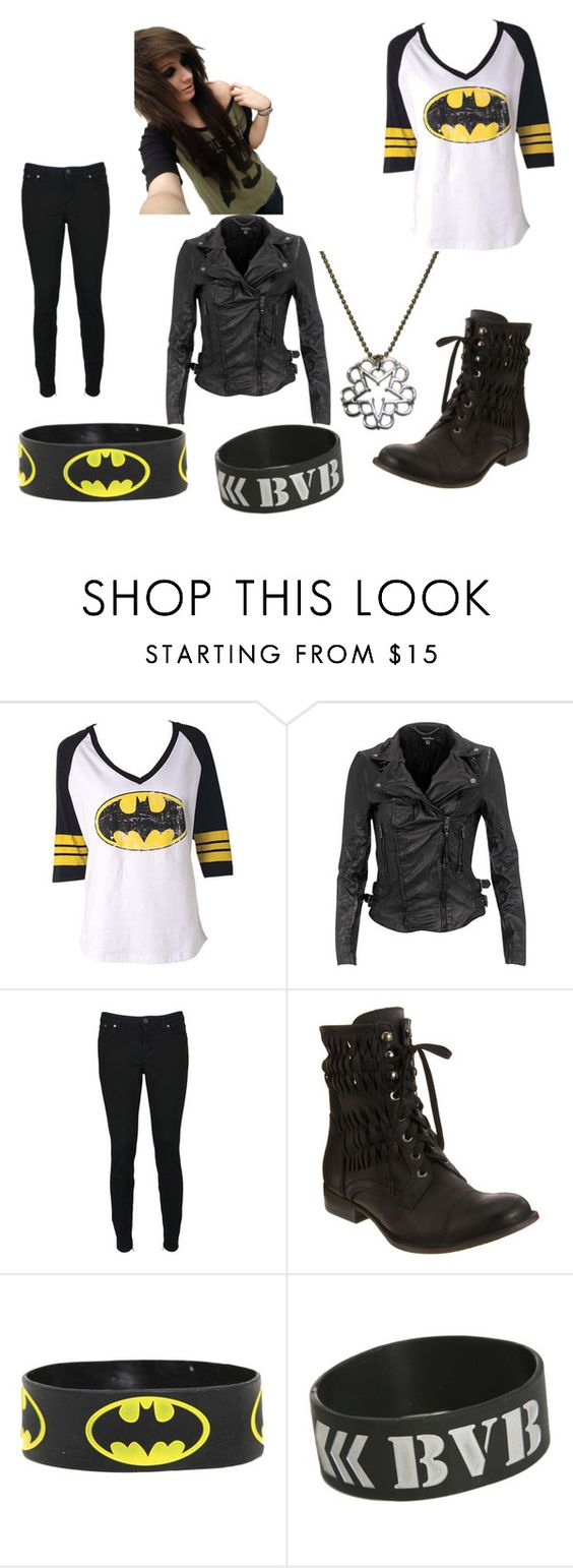 """""""Rocking It;)"""" by fallenwings ❤ liked on Polyvore featuring MuuBaa, Victoria Beckham, CO-OP Barneys New York and DC Shoes"""