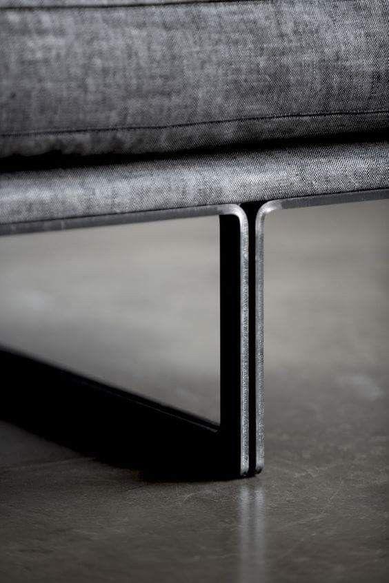 Sofa Legs Metal Black Contemporary Sofa Design Sofa Design