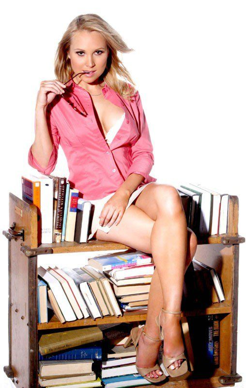 Hot librarian