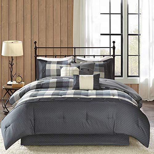 Farmhouse Comforters Rustic Comforters Farmhouse Goals In 2020 Bed Comforter Sets Comforter Sets Farmhouse Bedding Sets