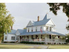 Col. J.J. McAlester Mansion - McAlester, Oklahoma