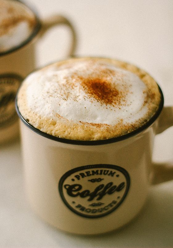 French Vanilla Cappuccino فرنش فانيلا كابتشينو Cooking Coffee