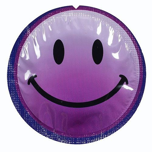 Exs Smiley Face Condoms Smiley Face Condoms Come In A Circular Foil Packet Decorated With A Smiley Face Design This Friendly Looking Con Condones Proyectos