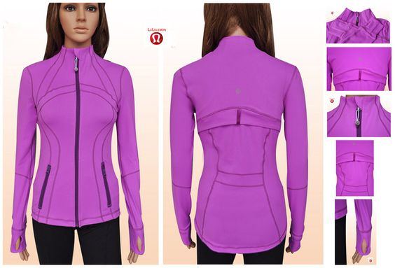 Lululemon Black Friday Sale Yoga Define Jackets Roseo for Women