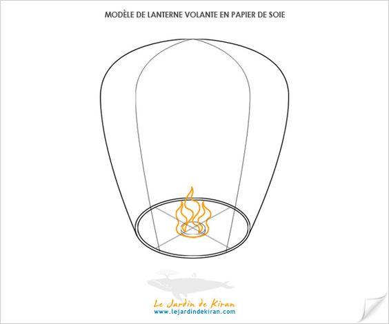 tuto pour fabriquer des lanternes volantes en papier de soie bricolage pour les plus grands. Black Bedroom Furniture Sets. Home Design Ideas