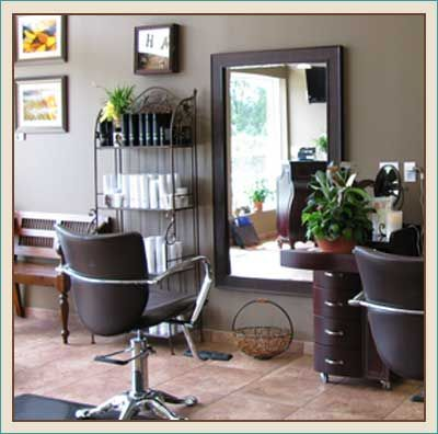 The floor vanities and salons decor on pinterest - Color salon ...
