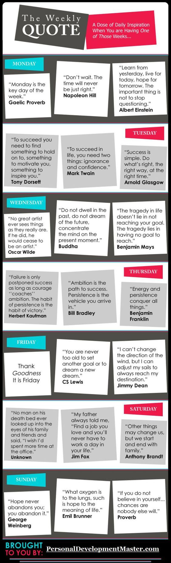 Daily Quotes for Creative Inspiration