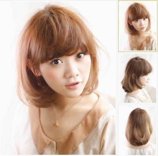 Model Rambut Super Pendek Wanita