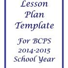 Just wanted to share this in case any other BCPS teachers were interested.   It's the lesson plan outline I make for myself based on our calendar f...