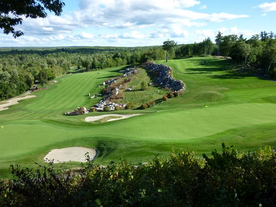 Belgrade Lakes Golf Club, Maine