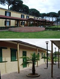 Darby Military Community, Camp Darby, Italy, DPW, Housing Division, Lodging