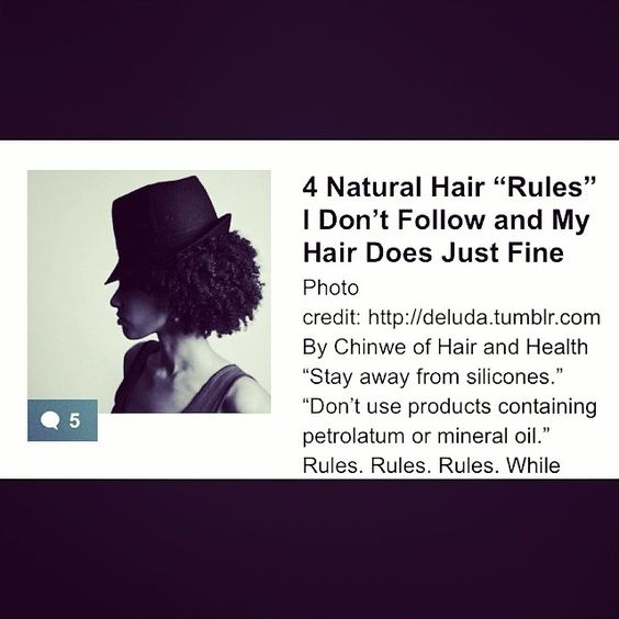 """Find out what the """"Rules"""" are on Black Girl with Long Hair: http://bit.ly/PLThIw"""