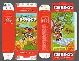 McDonalds cookies!: Childhood Memories, Mcdonalds Cookies, Cookies 1984, Cookies Bring, Cookies Dude, Awesome Cookies, Childhood Flashbacks