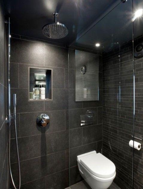 Surprising Small Wet Rom Ideas Decor Comfort Modern Narrow Master Bathroom With Shower Design With Si Small Shower Room Small Wet Room Wet Room Bathroom