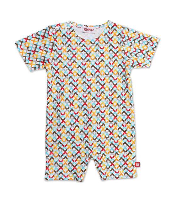 Helix Bodysuit | Zutano: Clothes Unique As Your Baby