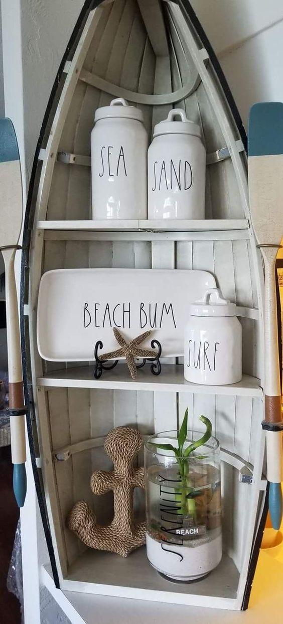 Flawless Coastal Home Decor