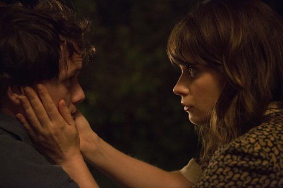 First Look: Anton Yelchin and Zooey Deschanel in The Driftless Area