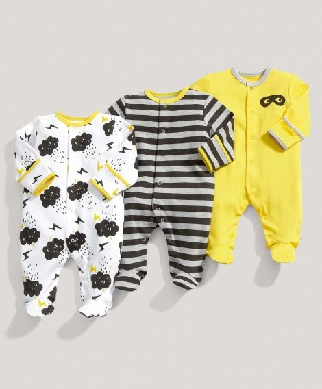 Cute modern unisex baby clothing!