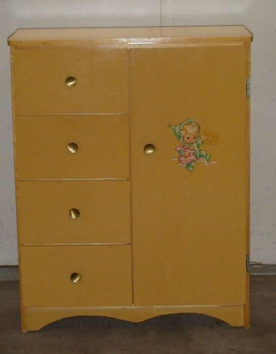 used four drawer file cabinet