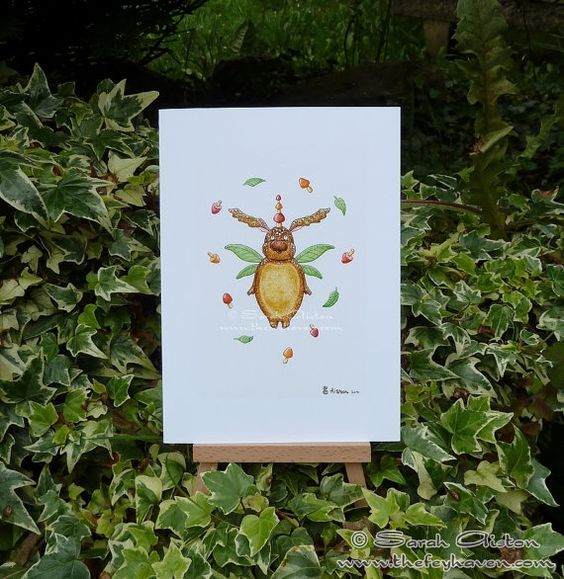 Mushroom delivery service greeting card handmade by thefeyhaven mushroom delivery service greeting card handmade by thefeyhaven m4hsunfo