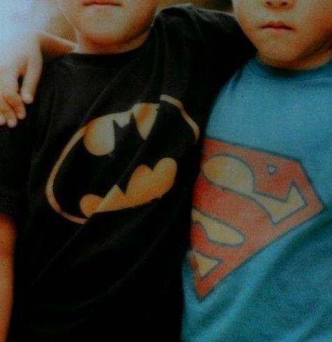 Superhéroes por un día...