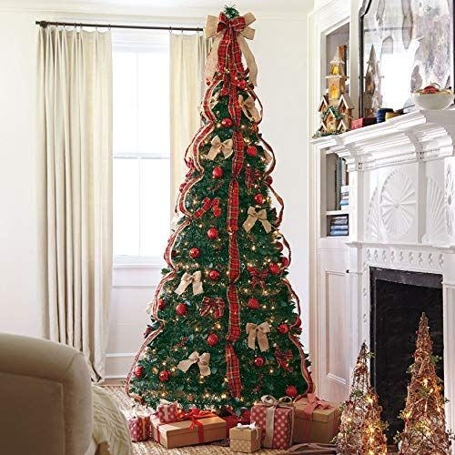 Top 16 Pop Up Christmas Trees 2020 Absolute Christmas Christmas Tree Indoor Christmas Decorations Fake Christmas Trees