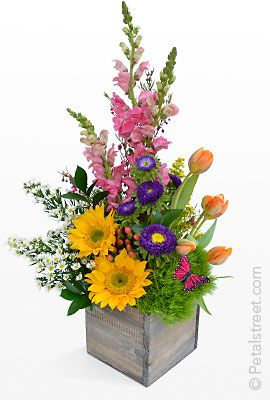mother's day flower arrangements ideas | MOTHER'S DAY FLOWERS: