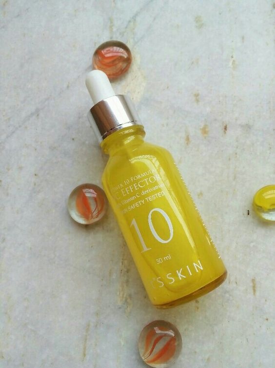 It's skin power 10 vc effector