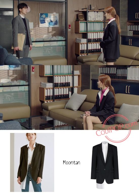 Yoo In Na S Fashion In K Drama Touch Your Heart Episode 14 In