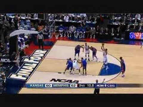 Mario's Miracle will always give me chills. #RCJH #KU