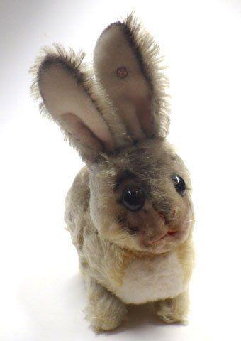 Vintage - Steiff Mohair Bunny - 1952-1953