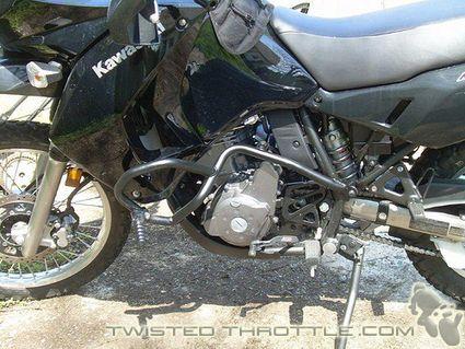 Givi Crash Bars.... $180.00 from TwistedThrottle.com