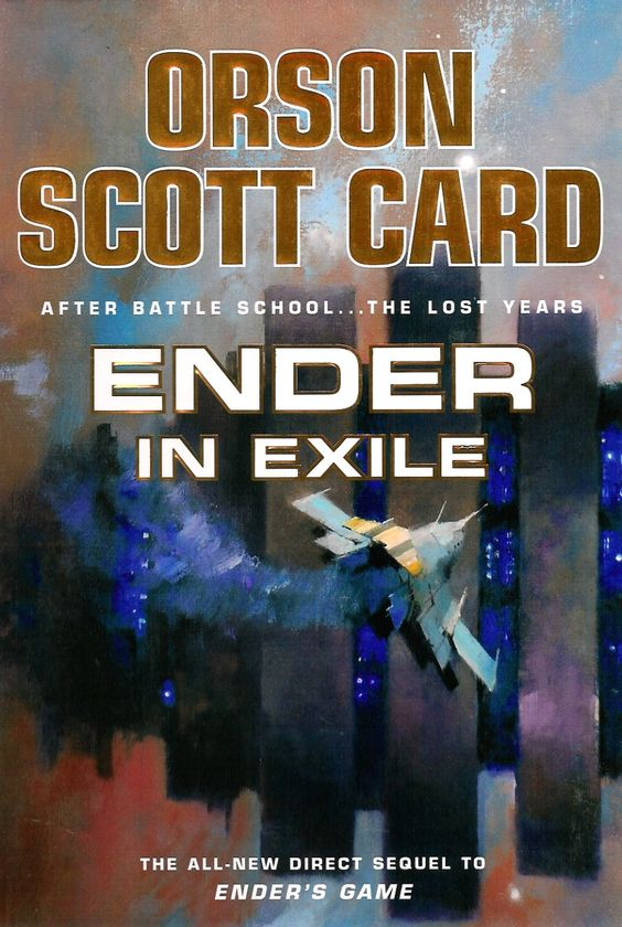 ender in exile - Google Search