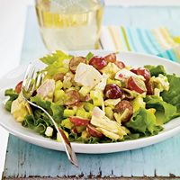Wegmans Curry Yogurt Chicken Salad