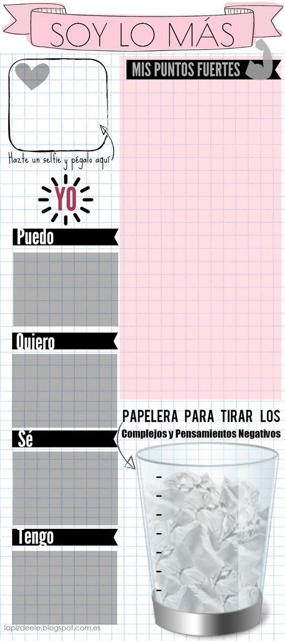 PsicoELE1: El autoconcepto y la autoestima en la clase de español como lengua extranjera! ;)
