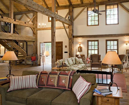 The Beautiful Mind Of Mine Barn Converted Into Ious Modern Home