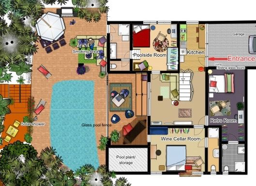 Hi I Want To Know Best App To Draw Floor Plan To Explain Inside House Do You Know Any Service Software App You Can Recommend Floor Plans How To Plan Flooring