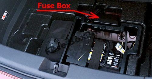 [DIAGRAM_3NM]  Chevrolet Volt (2016-2019..) < Fuse Box location | Chevrolet volt, Fuse box,  Chevy volt | Chevrolet Volt Fuse Box |  | Pinterest