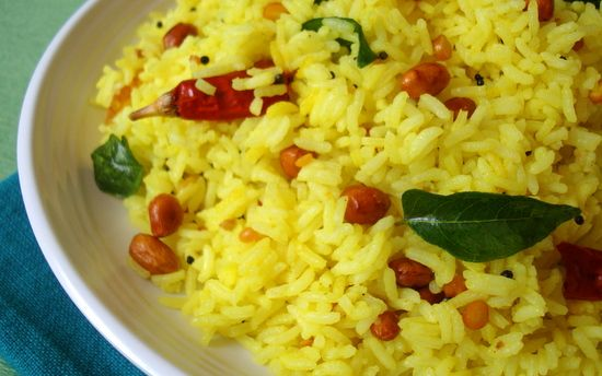 Nimmakaya annam lemon rice recipe vegetable dishes for Andhra cuisine vegetarian