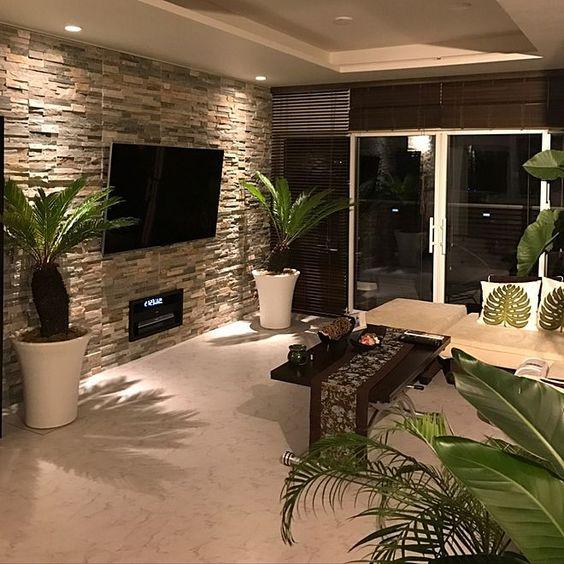 Tips decor phòng đẹp sử dụng miếng xốp dán tường 3