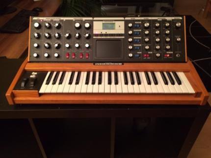 Moog minimoog voyager synthesizer in m nster m nster for Ebay kleinanzeigen karlsruhe