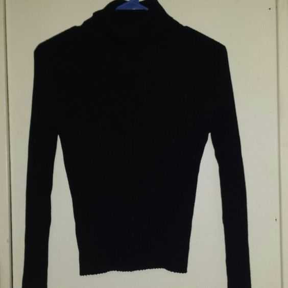 Express long sleeve turtle neck sweater Beautiful comfy excellent condition sweater. Express Sweaters Cowl & Turtlenecks