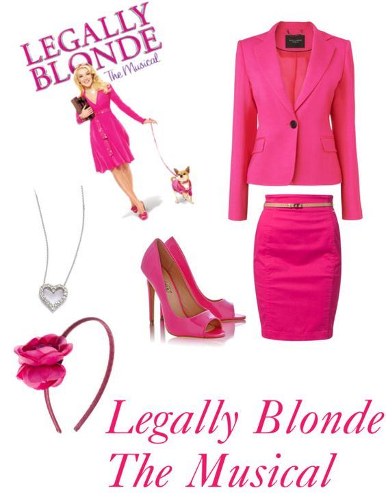 Legally blonde essay