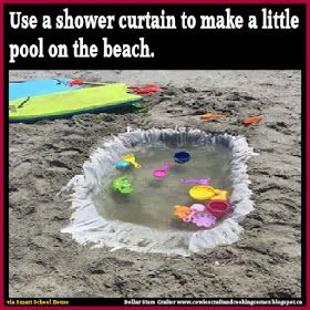 Awesome Tips / Ideas   PLEASE DONT LEAVE YOUR LITTLE ONES   UNATTENDED IN THE 'beach pool'.