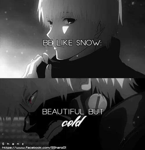 Be like snow