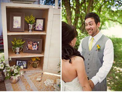 » O que acha dos porta retratos com fotos da família?