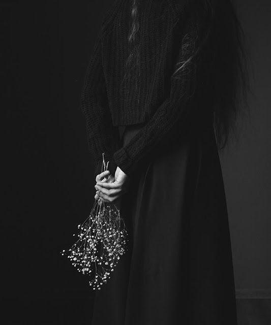 خلفيات موبايل اجمل خلفيات ابيض واسود Dark Photography Girl
