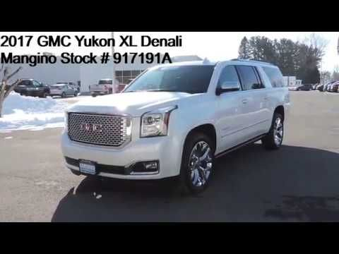 2017 Gmc Yukon Xl Denali Mangino Stock 917191a Buick Gmc Rear