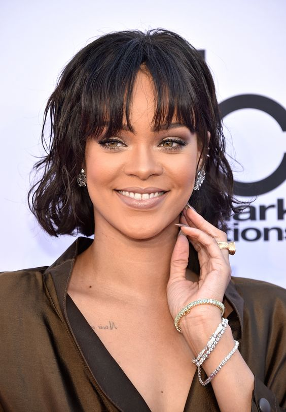 Fringe Benefits: Celebrity Bangs For Inspiration